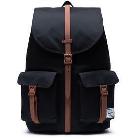 Herschel Dawson Sac à dos, black/saddle brown